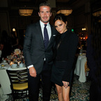 Victoria & David Beckham enjoy romantic Paris