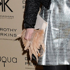 SPOTTED! Ella Henderson's Dorothy Perkins clutch