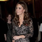 Kate Middleton recycles Alice Temperley dress