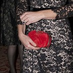 SPOTTED! Kate Middleton's Alexander McQueen clutch