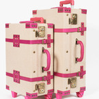 Travel bag love: Steamline Luggage