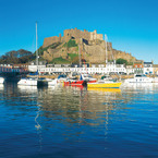 Travel to Jersey for a relaxing weekend for two