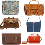 BAG TREND: Chic satchels