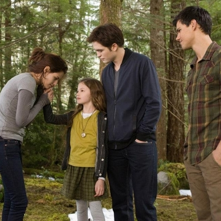 Twilight Breaking Dawn film still