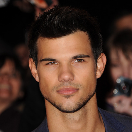 Taylor Lautner Twilight London premiere