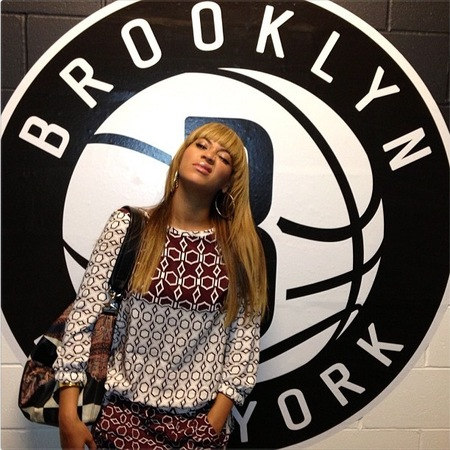 Beyonce does gnarly style