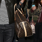 SPOTTED! Rylan's Louis Vuitton keepall