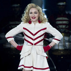 Rude Madonna gets banned from the cinema