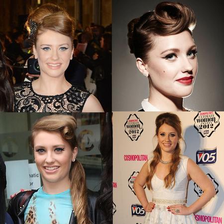 Ella Henderson hair gallery