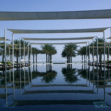Chedi Oman Healthy Holiday