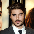 Celebrity tash of the day: Zac Efron