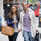 Marvin and Rochelle Humes welcome baby girl
