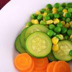 Supermarkets plan super sized veggie aisles