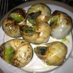 Tasty Tweets: Millie Mackintosh eats snails