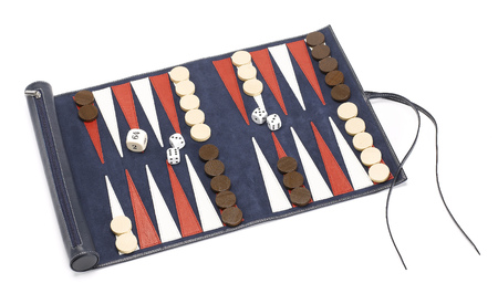 Anyone for a spot of backgammon?