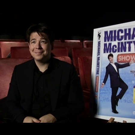 Michael McIntyre talks handbags and his similarities to Rihanna 