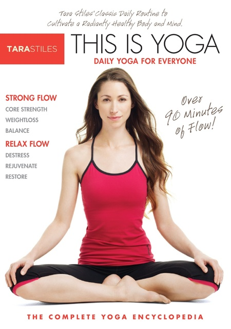 For the yoga master (or a complete beginner)