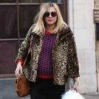 What's in my handbag: Fearne Cotton's Mulberry
