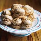 Must make spiced Christmas macaroons recipe