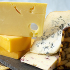 Is cheese the ultimate food of love?