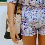 SPOTTED! Beyoncé's Diane Von Furstenberg handbag