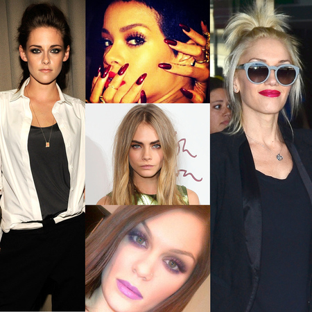 Top 10 beauty heroes of 2012