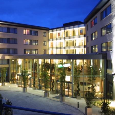 Radisson Blu Hotel Galway exterior