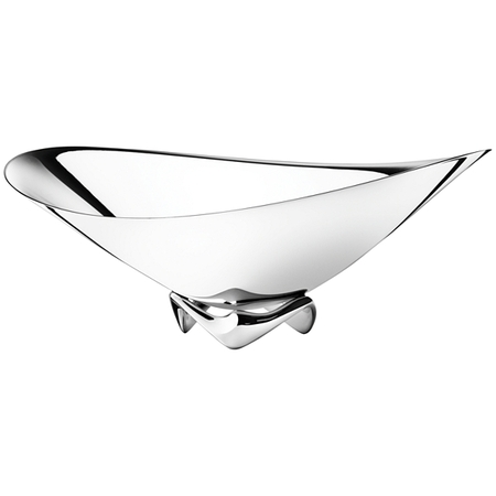 Georg Jensen Masterpieces Koppel Wave Bowl