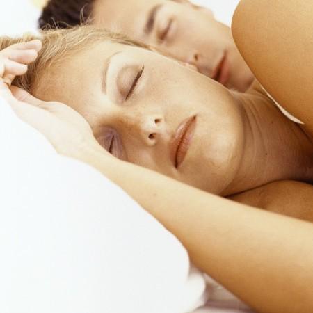 Try an eye pillow