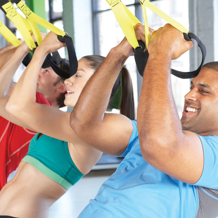 TRX Suspension Training, Exercise, resistance,
