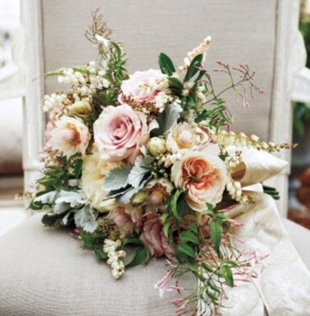 blake lively wedding flowers