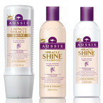 WIN Aussie Miracle Shine range & Kelly Love scarf