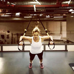 Bar Refaeli loves Suspension Training