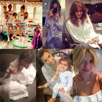 CELEBRITY TREND: PYJAMA DAY GLAMOUR
