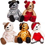 Girls Aloud's Pudsey Bear designs to be auctioned on eBay.co.uk