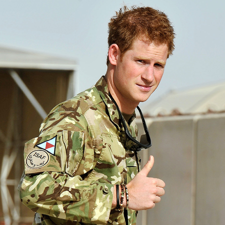 Prince Harry redeployed to Afghanistan