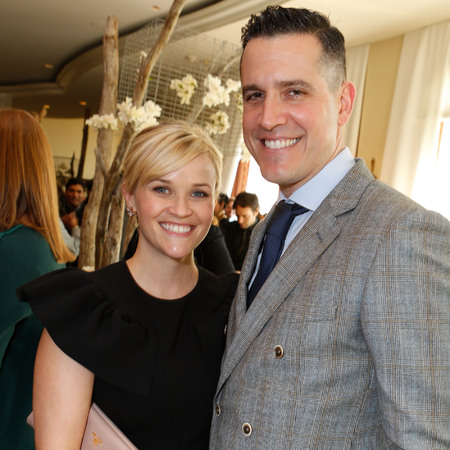 Reece Witherspoon and Jim Toth