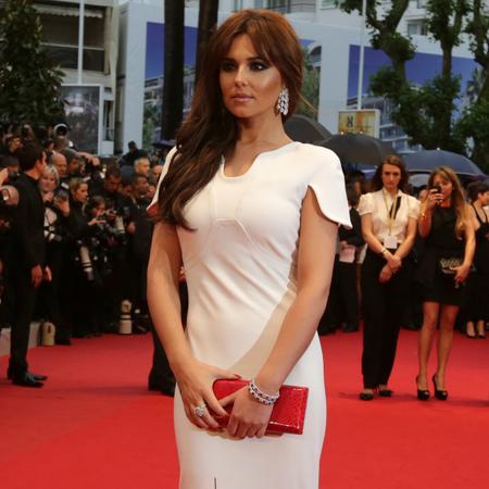 Cheryl Cole Cannes 2012