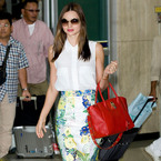 Miranda Kerr fuels divorce rumours