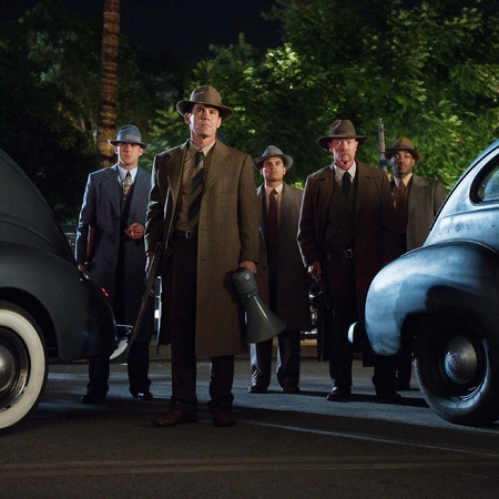 Gangster Squad still