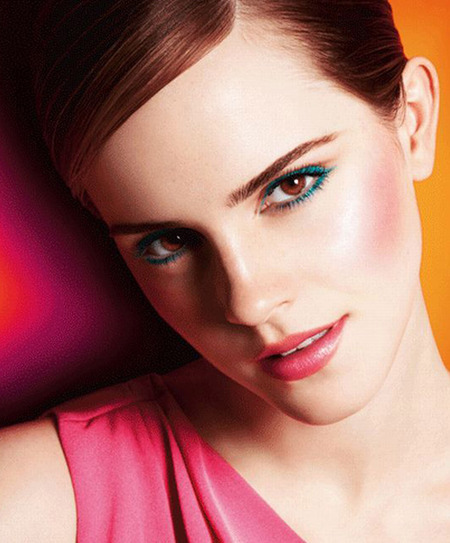 Emma Watson for Lancôme 'In Love' campaign