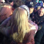 Taylor Swift & Harry Styles share New Year's Eve kiss