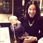 Ozzy Osbourne spends time with granddaughter
