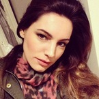 Kelly Brook does barely-there beauty to kick start 2013