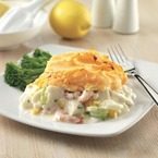 Quick and easy fish pie recipe