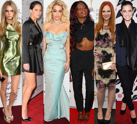 Celebrity style icons to watch this year