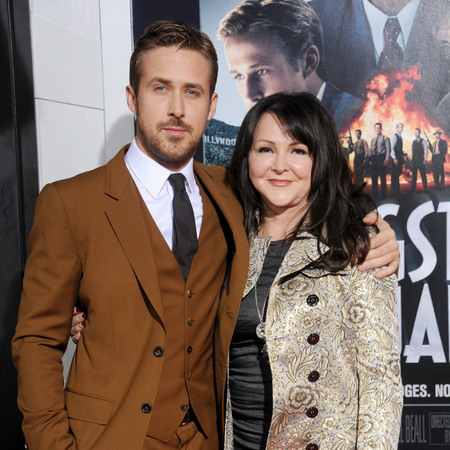 Ryan and Donna Gosling at Gangster Squad LA premiere