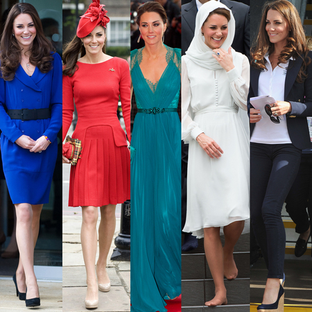 Kate Middleton style gallery