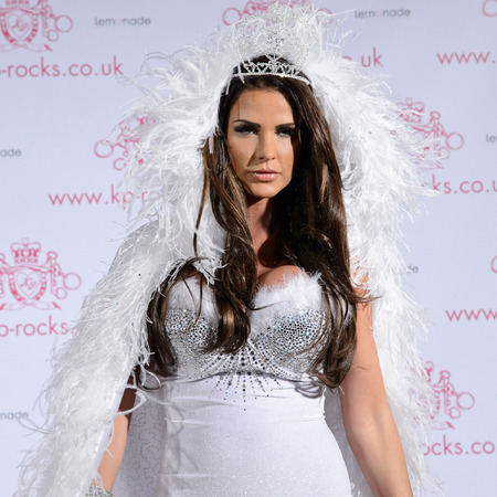 Katie Price wedding planner