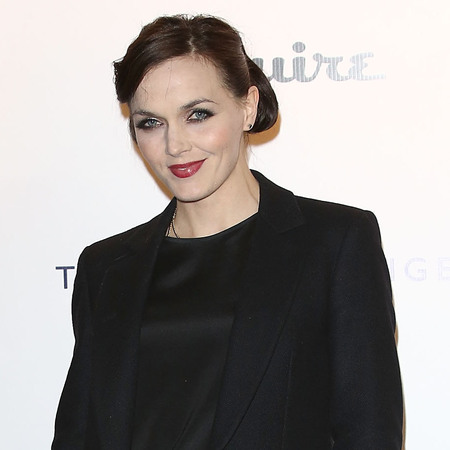 Victoria Pendleton at Tommy Hilfiger & Esquire bash